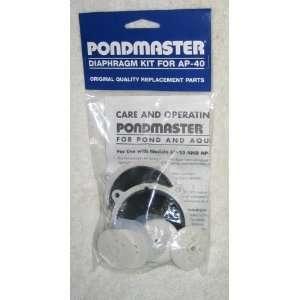Pondmaster Air Pump Rebuilding Kit, AP 20 Diaphragm Kit