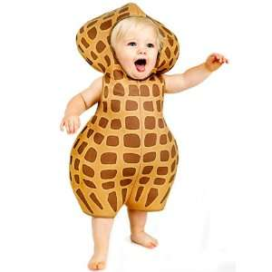 Peanut Costume Baby Infant 12 18 Month Cute Halloween 2011