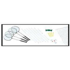 Martin Badminton Set For 2 Or 4 Players SET Sports
