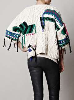 Lucy aran sweater  Isabel Marant