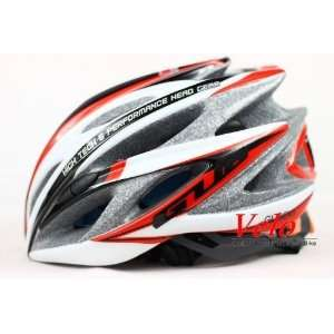 shiping new 2011 cycling bicycle bike adult road helmet red