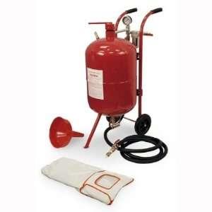 oolShopUSA Sand Blaser Machine   10 Gallon Home