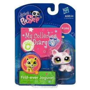 Littlest Pet Shop My Collector Diary Cat: Toys & Games