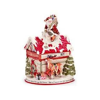 Lenox Christmas Tree Sweet Family Cookie Jar: Kitchen