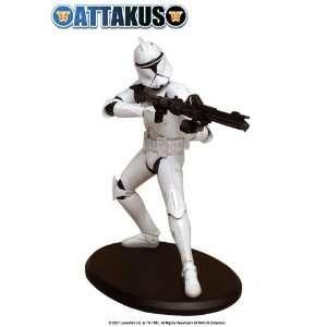 Star Wars   Clone Trooper   Attakus   Statue Toys & Games
