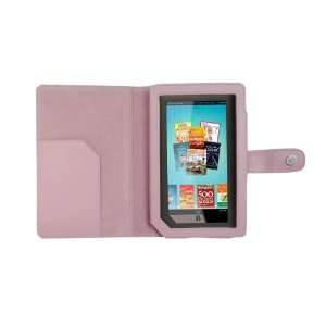 New  Nook Color / Nook Tablet Leather Cover