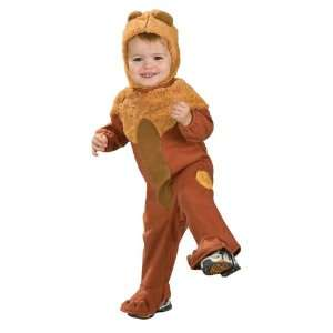 Party By Rubies Costumes Wizard of Oz Cowardly Lion Toddler Costume