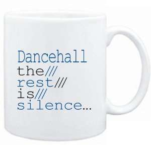 Mug White  Dancehall the rest is silence  Music