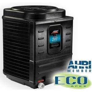 AquaPro PRO1100E 109000 BTU Digital Heat Pump