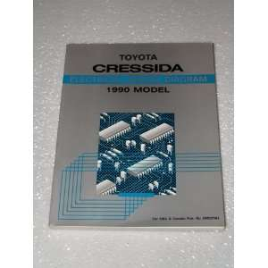 Cressida Electrical Wiring Diagrams Toyota Motor Corporation Books