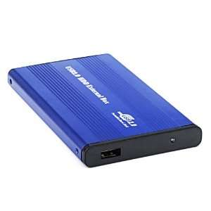 HDE USB 2.0 to IDE/PATA 2.5 Hard Disk Drive HDD Aluminum External