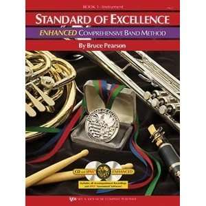 Comprehensive Band Method, Drums & Mallet Percussion, Book