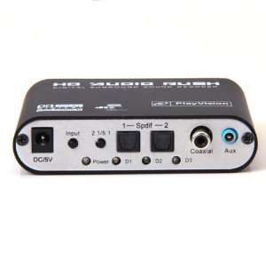 DTS/AC3 Digital Surround Sound Decoder   EU Plug