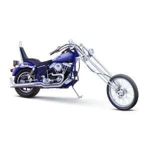 Aoshima Models 1/12 Wild Chopper Motorcycle Toys & Games