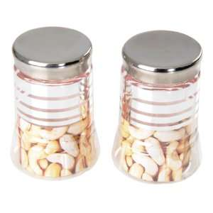 Printed Pet Plastic Jars/food Storage Container