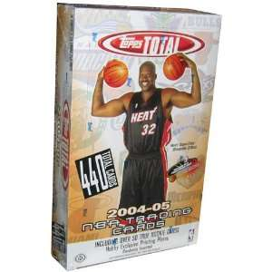 2004/5 Topps Total Basketball: Toys & Games