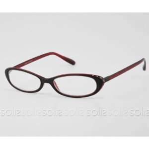 Glasses with Red/Black Frame RD328RS RedBlk Health & Personal Care
