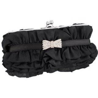 Satin Handmade Evening Handbag Purse Clutch Bag Wedding Bag Party Bag