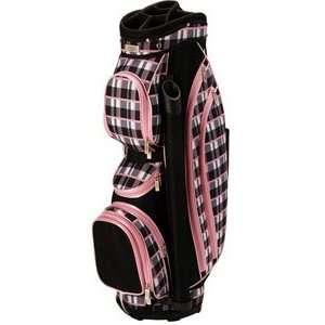 Glove It Ladies Golf Cart Bags   Pinkadilly Plaid Sports
