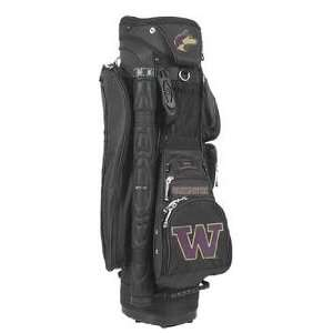 College Licensed Golf Cart Bag   Washington Sports