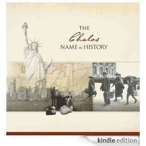 The Chalos Name in History Ancestry  Kindle Store