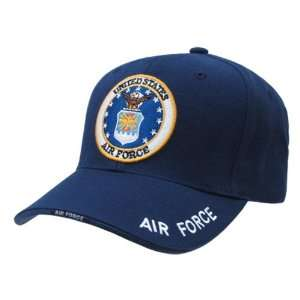 United States US Air Force official seal design baseball cap