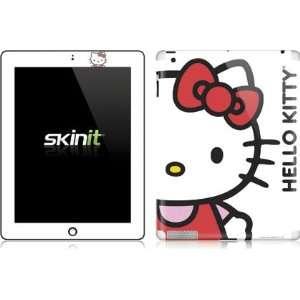 Hello Kitty Classic White Vinyl Skin for Apple New iPad Computers
