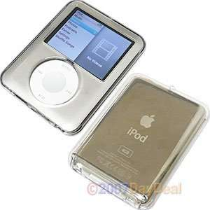 Case for Apple iPod nano (3rd generation)  Players & Accessories