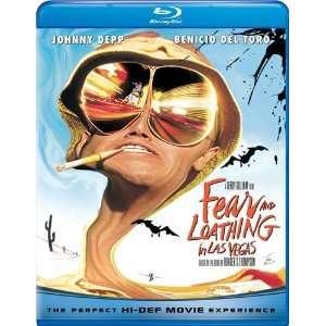 Fear and Loathing in Las Vegas [Blu ray] Johnny Depp