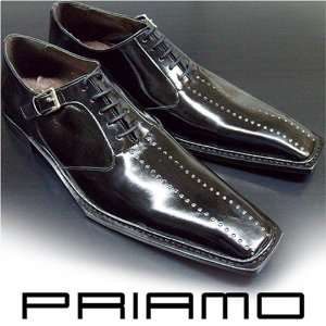 PRIAMO Italy Men Leather Shoes: Everything Else
