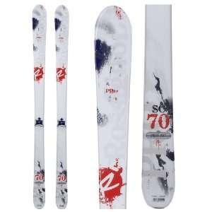 2010 Rossignol Phantom Pro SC70 Jr Skis Youth 138cm NEW