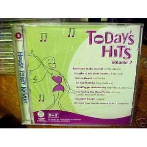 House Party Karaoke CD   Todays Hits Volume 2 ( 25