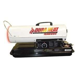 DuraHeat DFA70T 70,000 BTU Kerosene Portable Forced Air Heater with