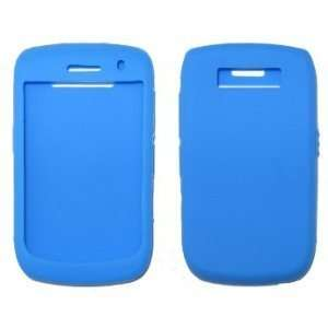Solid Light Blue Soft Silicone Gel Skin Cover Case for