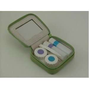Creative Gifts LIME GREEN CONTACT LENS KIT 2