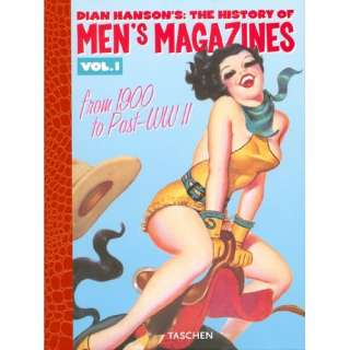 Mens Magazines, Vol. 1 (Dian Hansons The History of Mens Magazines
