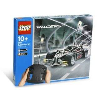 Lego 8366 Supersonic RC Racers Radio Control Explore