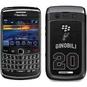 Coveroo San Antonio Spurs Manu Ginobili Blackberry