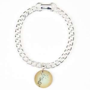 Charm Bracelet Treble Clef Music Notes Artsmith Inc