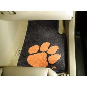 Clemson Tigers NCAA Car Floor Mats