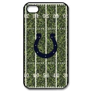 Designed iPhone 4/4s Hard Cases Colts team logo Cell