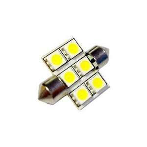 2pcs * Car Lighting 6 LED 5050 SMD Interior Dome Light: Pet Supplies