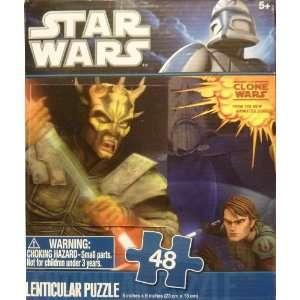 Star Wars 48 piece 3D Lenticular Puzzle SAVAGE OPRESS Sith