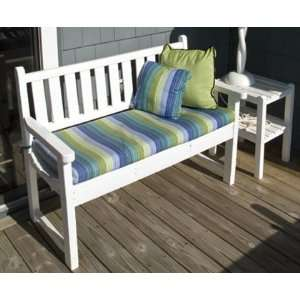 Cushion Patio Recycled Plastic Lounge Set Patio, Lawn & Garden