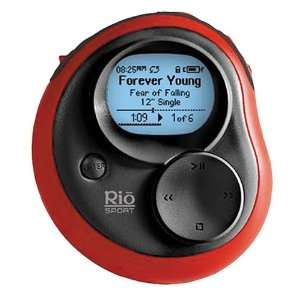 RIO S30S Portable Flash MP3 Player with FM Radio Electronics
