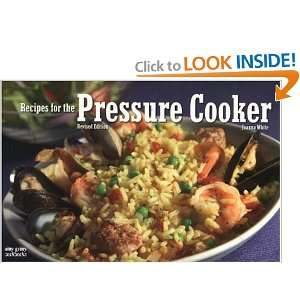Recipes For The Pressure Cooker (Nitty Gritty Cookbooks