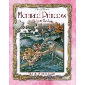 Mermaid Princess Jigsaw Book (9781865036083) Shirley
