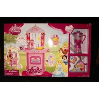 Disney Princess Deluxe Talking Kitchen [Toy] Toys & Games