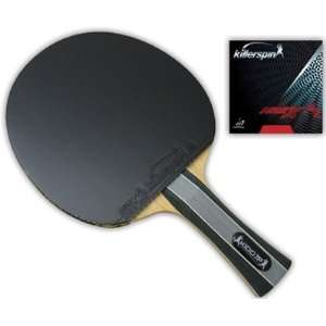 Killerspin Table Tennis Racket RTG Series Kido 7P Straight