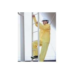 City Rainwear 4X Yellow Squall .20 mm PVC Rain Suit With Welded Seams